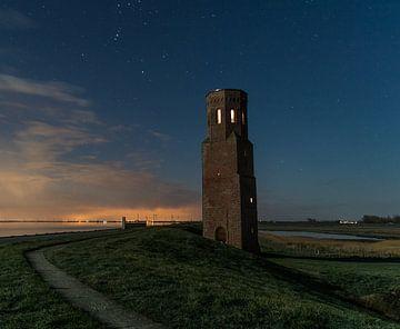 Plompe toren Haamstede von Thomas Lang
