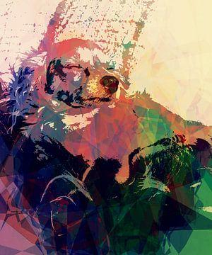 Kunstig van Kimberly Galjaard