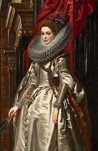 Marchesa Brigida Spinola Doria, Peter Paul Rubens.