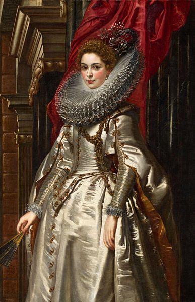 Marchesa Brigida Spinola Doria, Peter Paul Rubens. sur Creative Masters