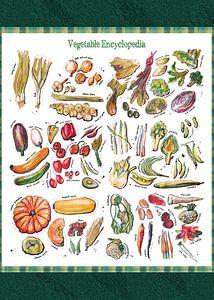 Vegetable Encyclopedia - all types of vegetables,