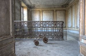 Verlassene Orte: Fahrrad