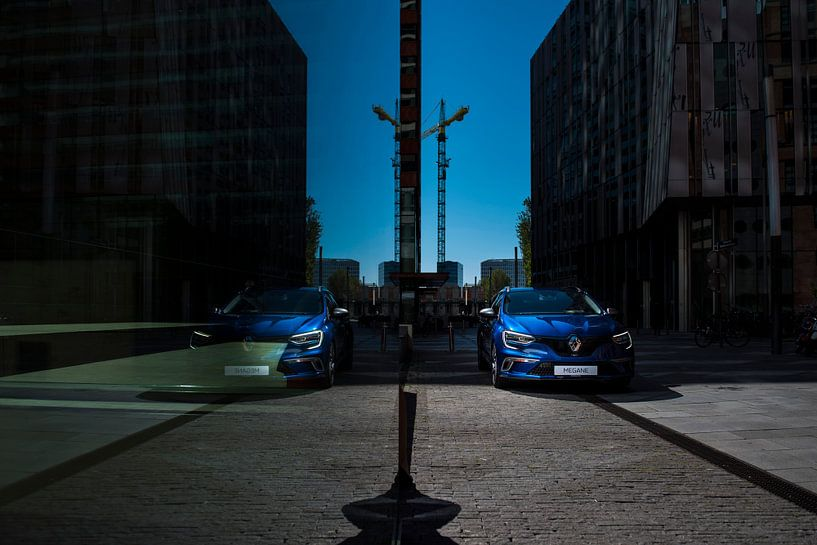 Renault Megane Estate Business von Sytse Dijkstra