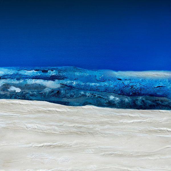 Abstract ocean von Andreas Wemmje