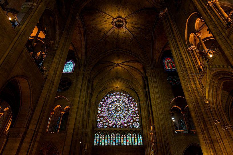 Notre-Dame Parijs - 2 van Damien Franscoise