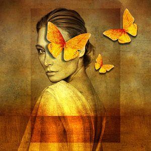 Like Summer in Autumn von Marja van den Hurk