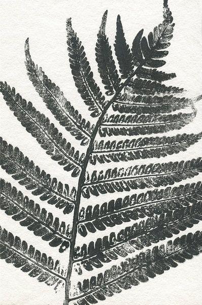 Tropisch blad von Prachtige Prints