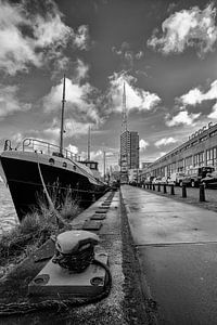 Surinamekade Amsterdam van Peter Bartelings Photography