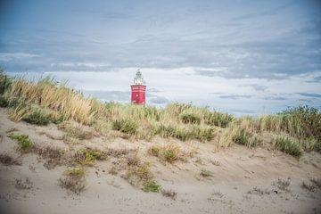 Leuchtturm von Ouddorp von Anita Kabbedijk