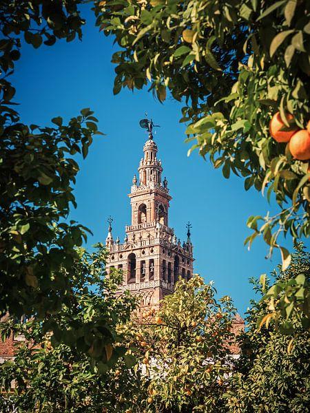 Seville - La Giralda van Alexander Voss