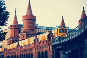 Berlin – Oberbaumbrücke von Alexander Voss