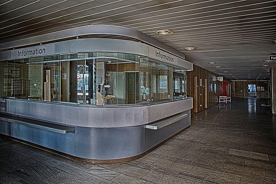 Informationsstation von SER Sanierung im Erd- und Rückbau GmbH