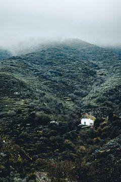 Het eenzaamste huis in Spanje van Delano Balten
