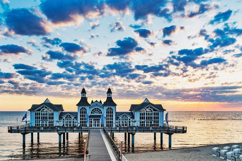 Sellin Pier, Germany von Gunter Kirsch