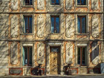 Maison de la Rose, Frankreich von