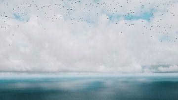 Atlantic Ocean van Heiko Westphalen