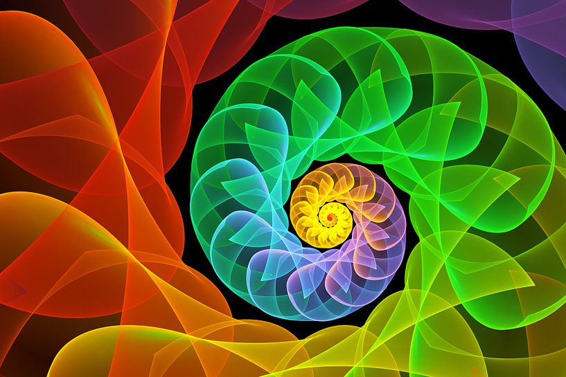 Die Farben und das Licht von gabiw Art