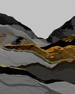 Schöne Berge 4 von Angel Estevez