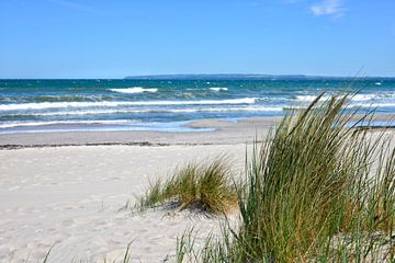 Strandeiland Rügen van Joachim G. Pinkawa