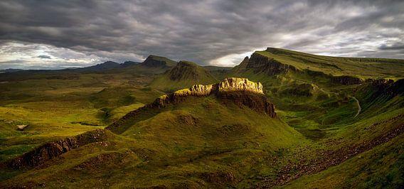 Trotternish Ridge van Wojciech Kruczynski