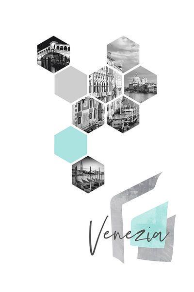 Urban Design VENEZIA van Melanie Viola