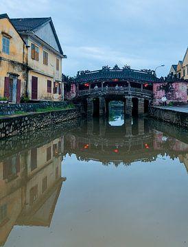 Hội An: Japanse brug van Maarten Verhees