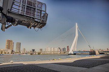 Erasmusbrug Rotterdam van Eisseec Design
