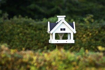 Dänisches Vogelhäuschen von Norbert Sülzner
