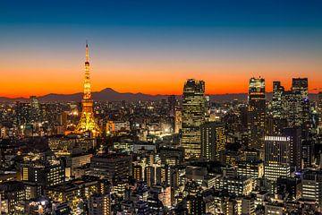 TOKYO 03 von Tom Uhlenberg