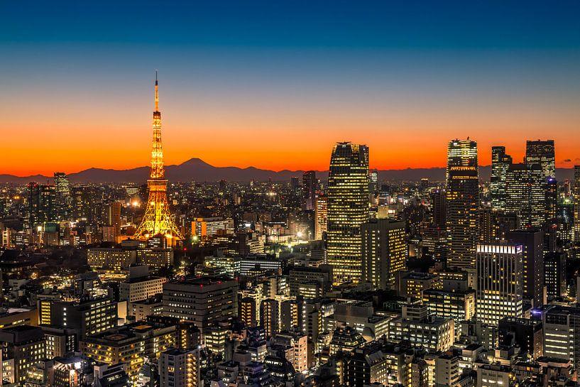 TOKYO 03 van Tom Uhlenberg