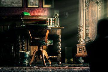 altes Büro von Bert-Jan de Wagenaar