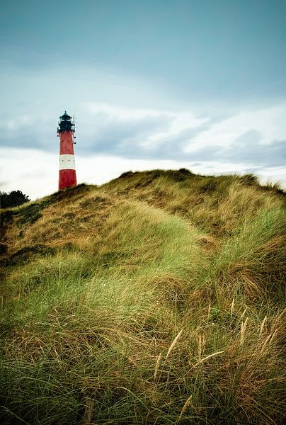 Leuchtturm von Hörnum van Hannes Cmarits