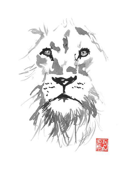 Löwe von philippe imbert