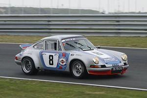 Martini Porsche van