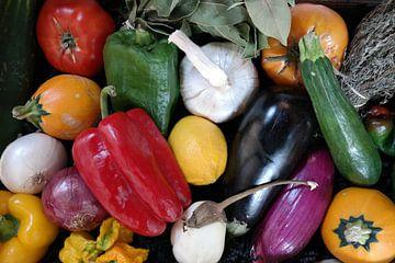 Groente en fruit van P.D. de Jong