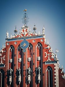 Riga - House of the Blackheads
