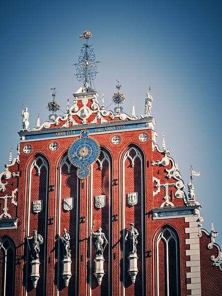 Riga - House of the Blackheads van Alexander Voss