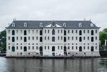 Schifffahrtsmuseum Amsterdam von Ivo de Rooij