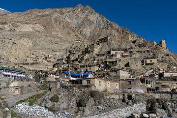 Narrendorf in Nepal von Tessa Louwerens