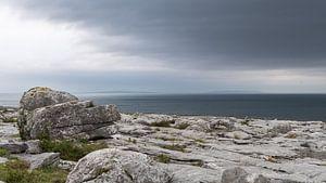 Burren landschap