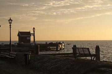 haven Volendam * harbour Volendam * Hafen von Volendam * port de Volendam van CBP fotografie