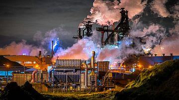 Tata Steel @ Night van Bas Banga