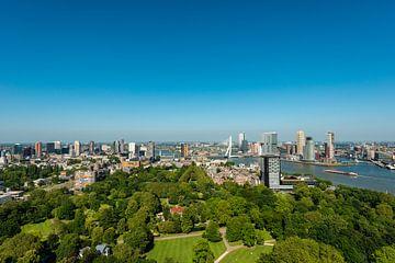 Rotterdam in Vogelvlucht. van Brian Morgan