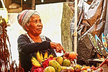 Groenten en fruit markt van Vivian Raaijmaakers