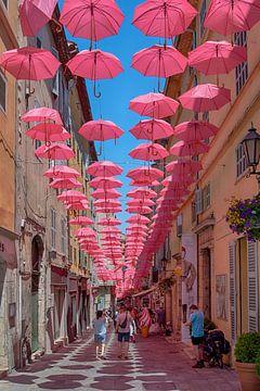 Vive le parapluie van Peter Bartelings Photography