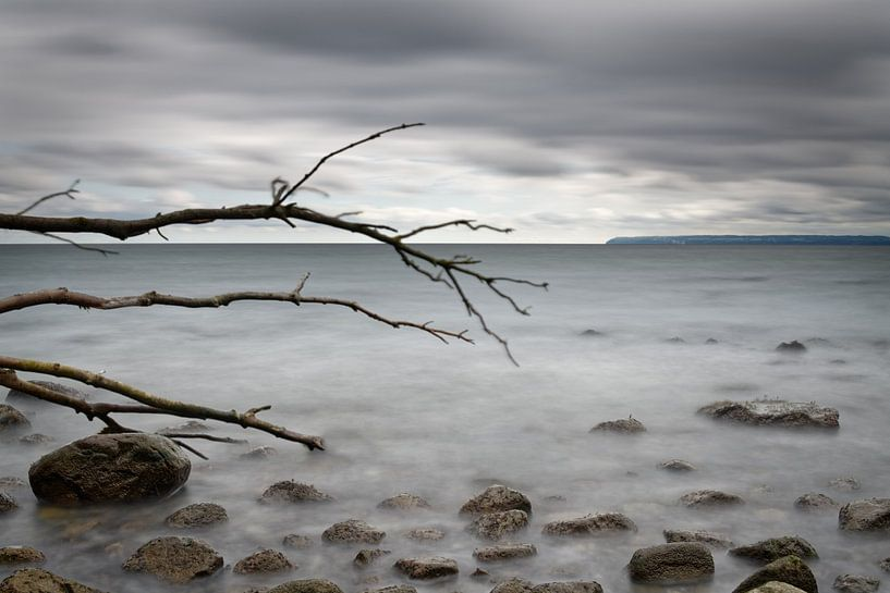 Natuurlijk strand van Ralf Lehmann