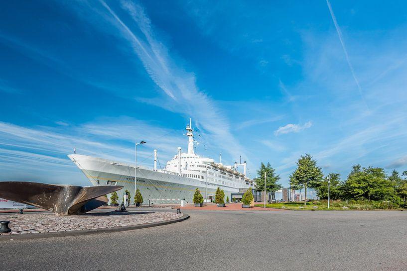 Cruiseschip SS Rotterdam van Marco Faasse