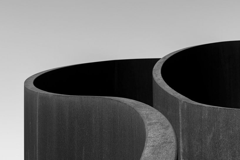 Waves of steel van Edwin Muller