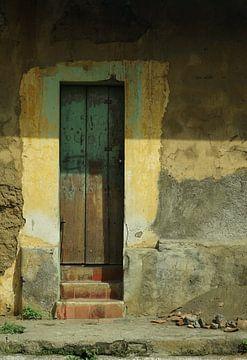 Doorway into the past.. van peter meier