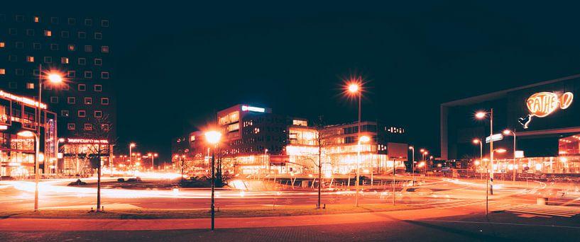 Rotonde Eemplein, Amersfoort van Auke Hamers